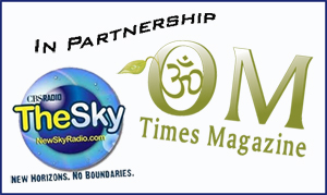 OM - Sky Logo
